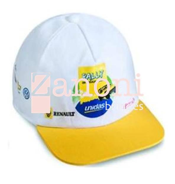 Zanoni - Brindes Promocionais Personalizados - boné Rali 1a03d056eb